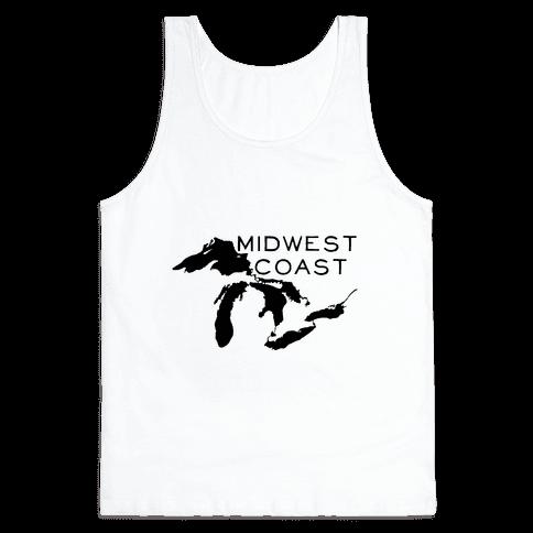 Midwest Coast Tank Top
