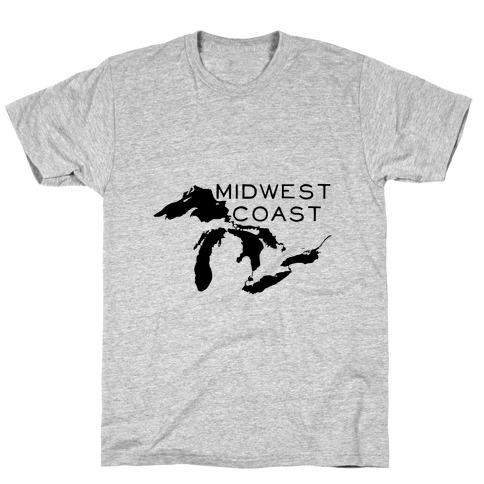 Midwest Coast T-Shirt