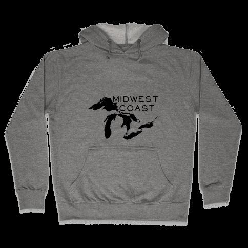 Midwest Coast Hooded Sweatshirt