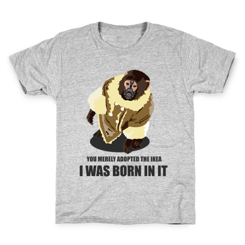 Bane: The Ikea Monkey Kids T-Shirt