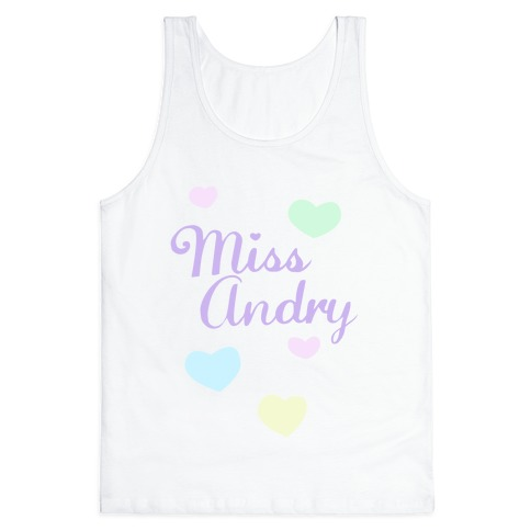 Miss Andry Tank Top
