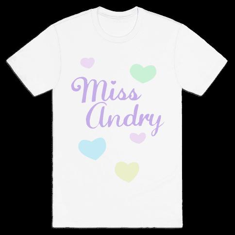 Miss Andry Mens T-Shirt