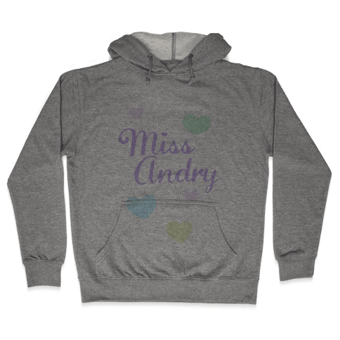 Miss Andry Hooded Sweatshirt