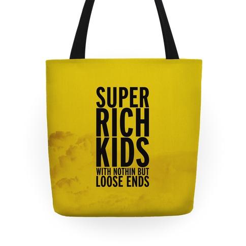 Super Rich Kids Tote