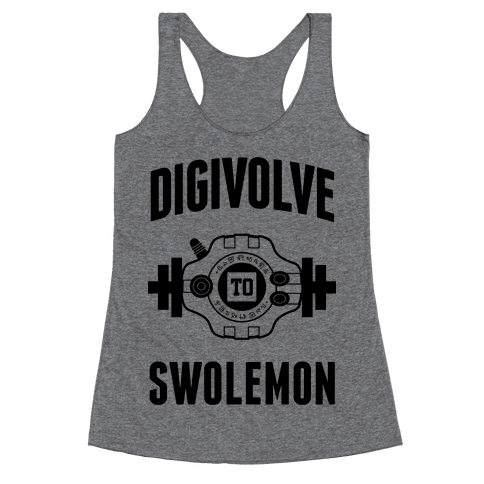 Digivolve to Swolemon!