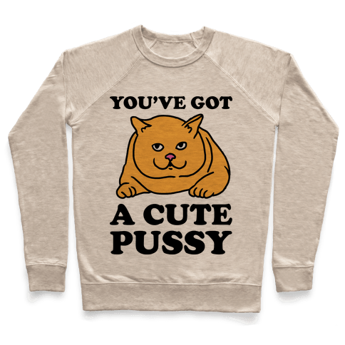 You've Got a Cute Pussy Pullover