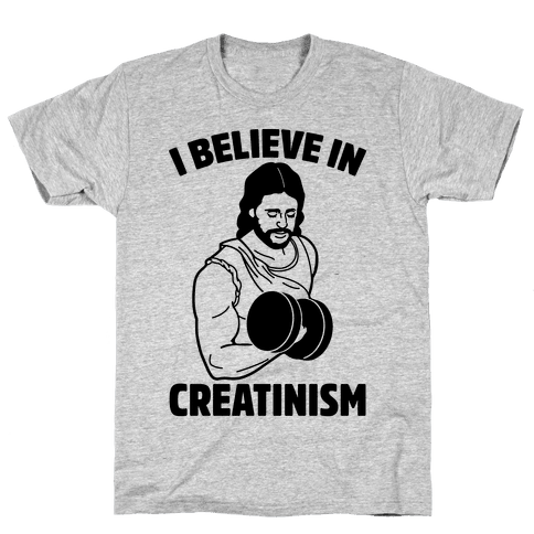 I Believe In Creatinism