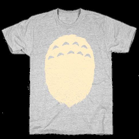 A Fuzzy Friend Mens T-Shirt