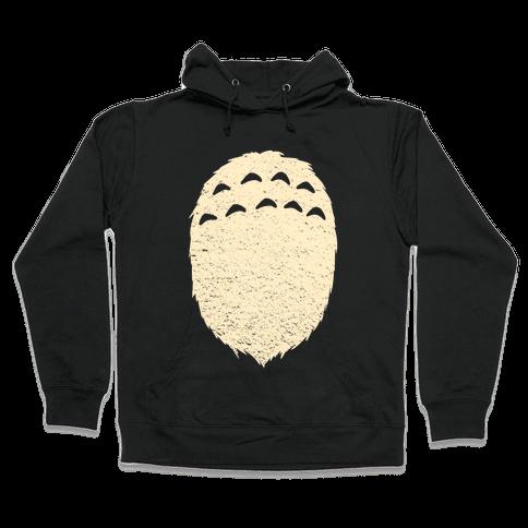 A Fuzzy Friend Hooded Sweatshirt