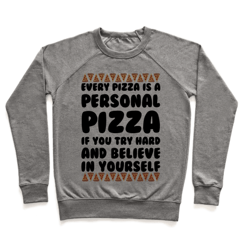 Personal Pizza Pullover