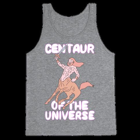 Centaur of The Universe Tank Top
