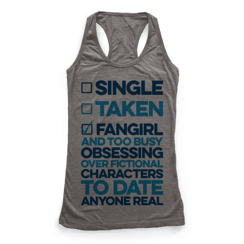 Single, Taken, Fangirl