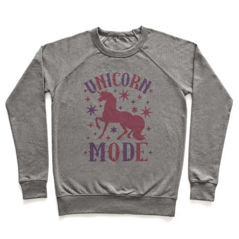 Unicorn Mode Pullover
