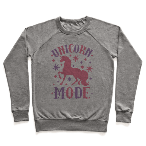 Unicorn Mode Pullover