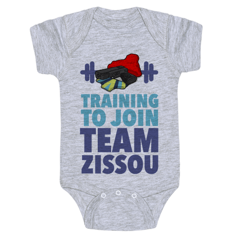 Training to Join Team Zissou Baby Onesy