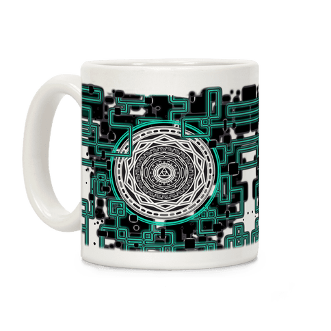Twilight Princess Sigil Coffee Mug