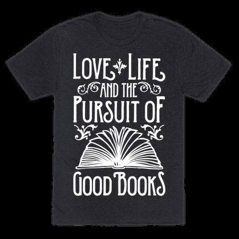 Pursuit of Good Books