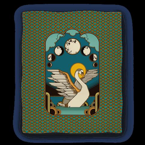Moon Swan Blanket