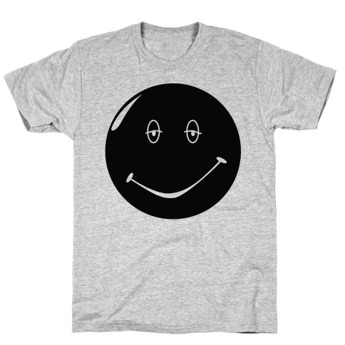 Dazed and Confused Stoner Smiley Face T-Shirt