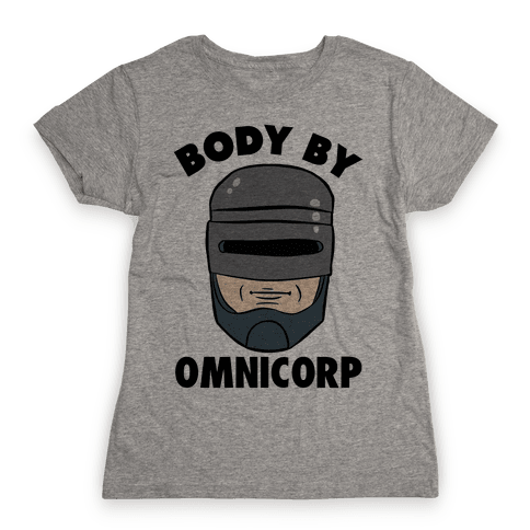 Body By Omnicorp Womens T-Shirt
