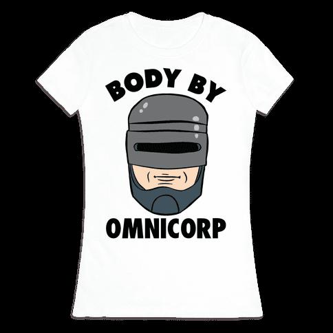 Body By Omnicorp Womens T-Shirt