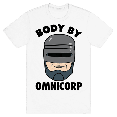 Body By Omnicorp Mens T-Shirt