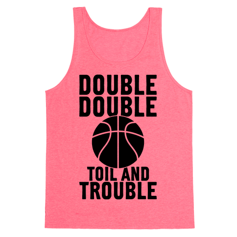 Double Double Tank Top