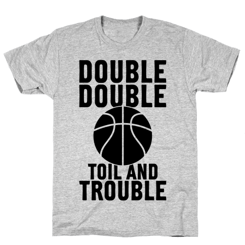 Double Double Mens T-Shirt