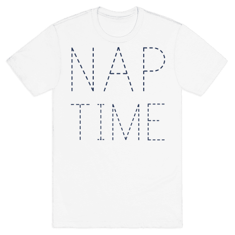 Nap Time Mens T-Shirt