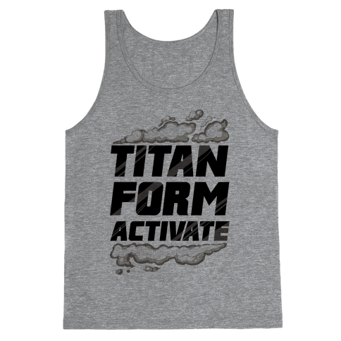 Titan Form Activate Tank Top
