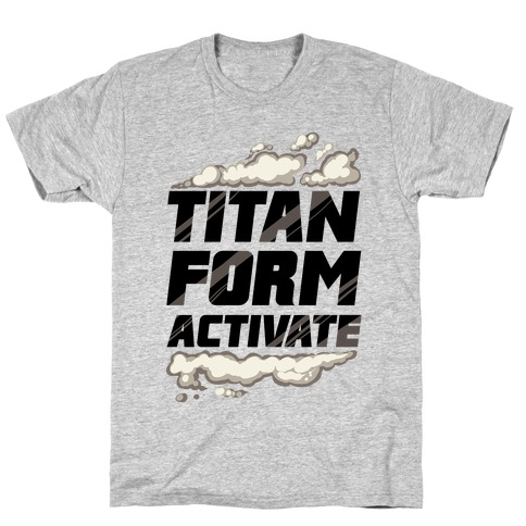 Titan Form Activate T-Shirt