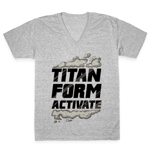 Titan Form Activate V-Neck Tee Shirt