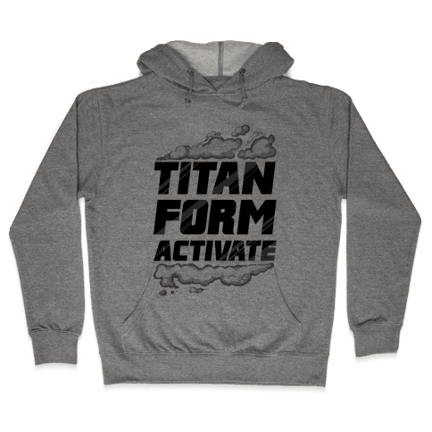 Titan Form Activate Hooded Sweatshirt
