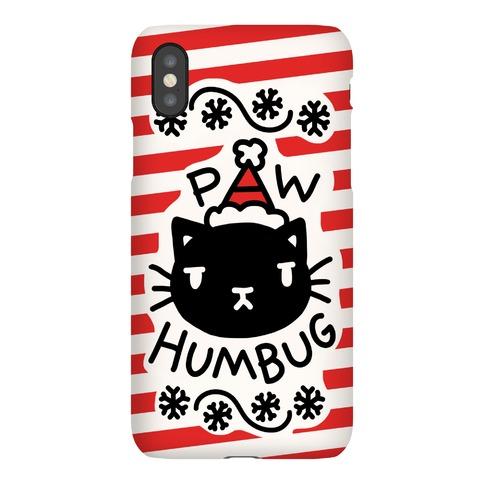 Paw Humbug Phone Case