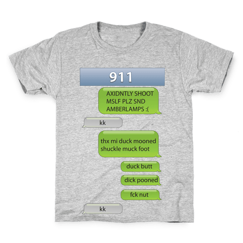The Real Apocalypse Kids T-Shirt