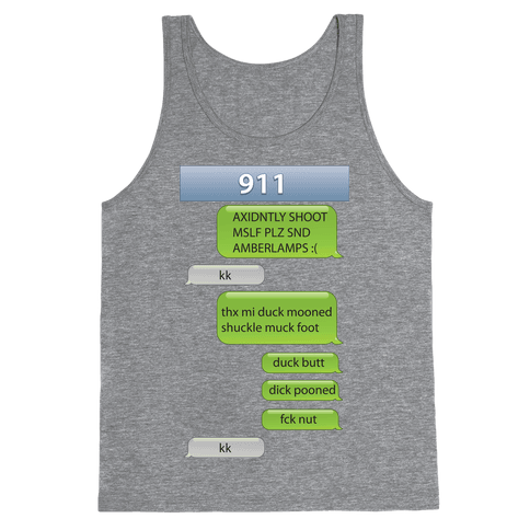 The Real Apocalypse Tank Top