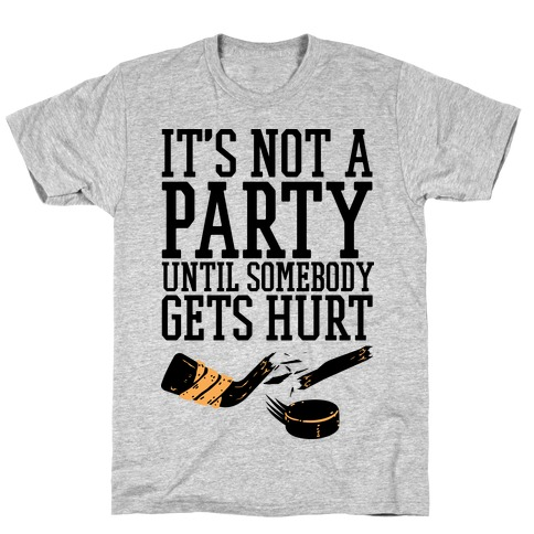 Hockey Party T-Shirt