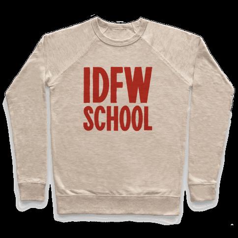 IDFW School Pullover
