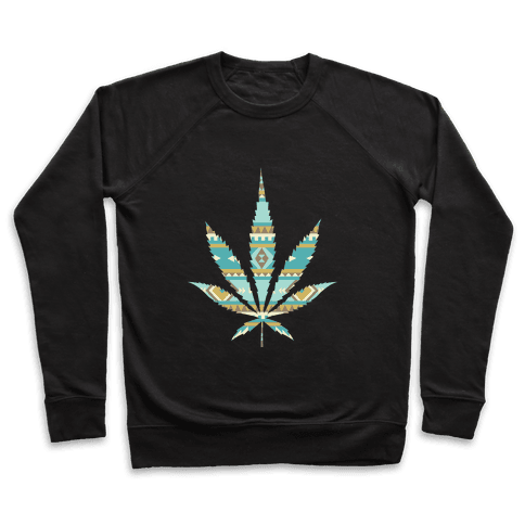 Navajo Leaf Pullover