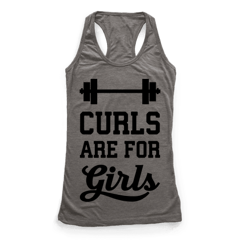 Curls Are For Girls