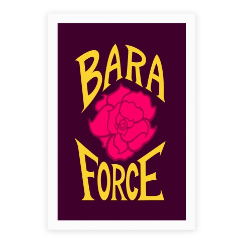 BARA FORCE Poster