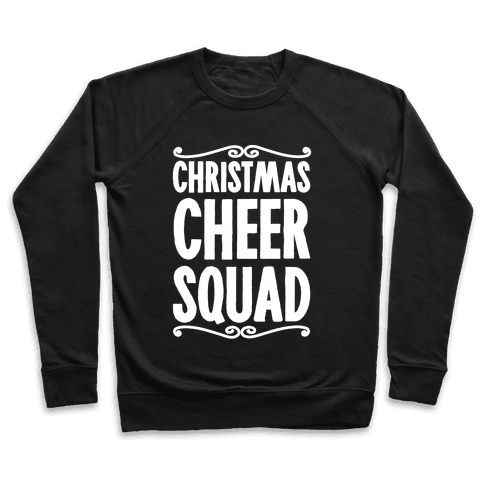Christmas Cheer Squad Pullover