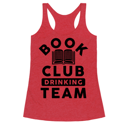 Book Club Drinking Team