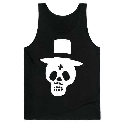 Skull Groom Tank Top