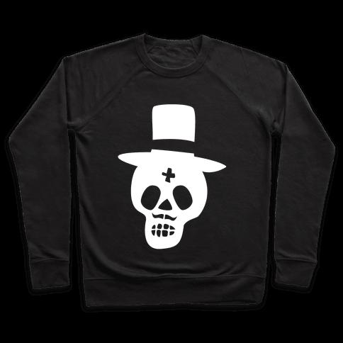 Skull Groom Pullover