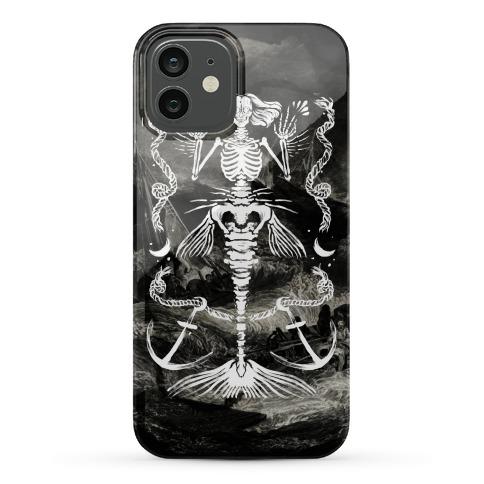 Dead Mermaid Phone Case