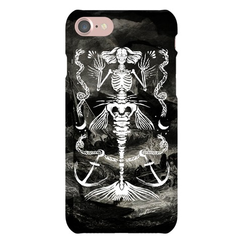 Dead Mermaid Phone Case