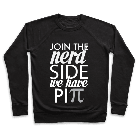 Join the Nerds! Pullover