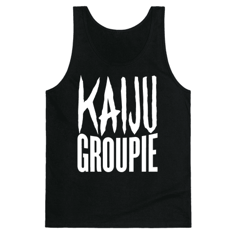 Kaiju Groupie Tank Top
