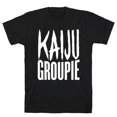 Kaiju Groupie Mens T-Shirt